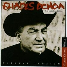 Sublime Ilusión by Eliades Ochoa/Eliades Ochoa & Cuarteto Patria (CD, May-1999,