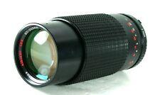 Albinar ADG MACRO 80-200mm Zoom Lens Minolta XD-11, X700,  X370, SRT101, SRT201