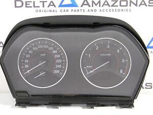 BMW F45 F20 F21 F22 F23 Tacho Sport Kombiinstrument (km /H) Diesel 6WA 6834479