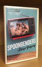 Spoonbenders - Daryl Gregory **Signed & Numbered 81/100 Exclusive** UK 1st/Ist