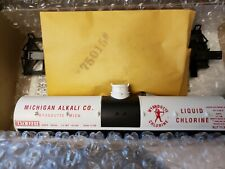 HO Athearn Michigan Alky Chemical  40' Tank Car #32316 C9