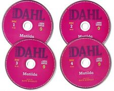 Roald Dahl - MATILDA ----- Audio Book ----- Audio CDs