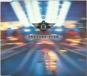 Erasure - Star 1990 Mute CD single