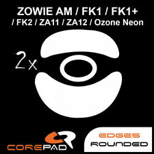 Corepad Skatez Zowie AM FK1 + FK2 ZA11 12 Replacement mouse feet Hyperglides