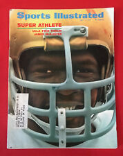 VINTAGE SPORTS ILLUSTRATED MAY 17TH 1971 UCLA TWIN THREAT JAMES MCALISTER