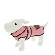 Impermeabile per cani, Ferribiella, lunghezza dorso 30, rosa