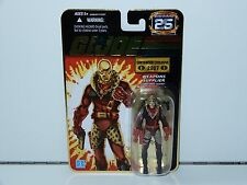 2007 GI JOE 25TH PIMP DADDY DESTRO v15A GOLD HEAD MOSC CON EXCLUSIVE HASBRO