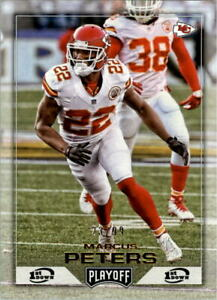 2016 Playoff 1st Down #97 Marcus Peters /99 - NM-MT
