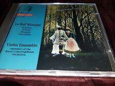 La Bal Masque Poulenc: Le Bal Masque Viotta Ensemble CD Like new!