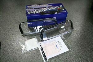 BEHRMAN Headlight Repair Lens Kit Nissan Skyline R34 GTT GTR BNR34 ER34 ENR34