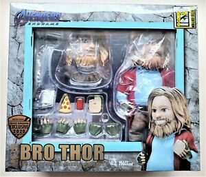 Beast Kingdom 2020 Excl Bro Thor Egg Attack Avengers: Endgame Figure - NRFB
