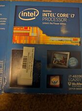 Intel Core i7 4820k Quad Core 3.7GHz 10MB CPU Processor MINT WARRANTY FAST SHIP