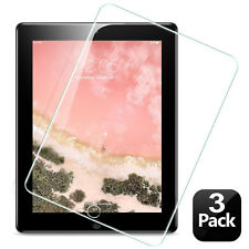 3X Urtra HD/Matte Screen Protector For Apple iPad Air 1 2   3 4 5 6   Mini   Pro