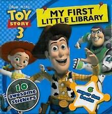 """Disney Little Library """"Toy Story 3"""" [Board book] by UNKNOWN ( Author ), UNKNOWN,"""