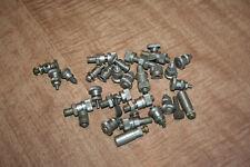 Lot Of Metal Knobs Terminal Srews Ect. See Pix!
