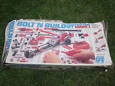 Vintage Action GT Bolt 'N Build Construction Set activity Creative Toy Mark 2