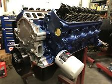 351w Roller Ford Long block,Engine Cradle,With oil Pan & TC, Ford  GT-40 P heads