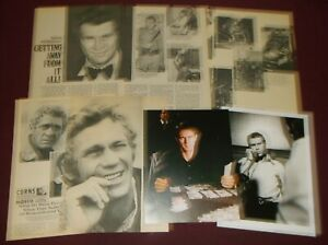 Steve McQueen - Clippings