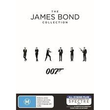 Bond 50 James Bond Celebrating Five Decades of 007 DVD Box Set inc Spectre space