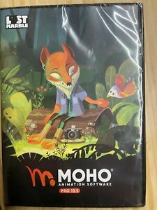 Moho Pro 13.5 - Professional Animation, PC & Mac