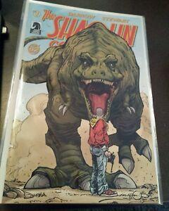 Shaolin Cowboy Vol 2 #1 Walter Simonson 1:30 Variant NM