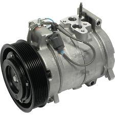 NEW AC Compressor & CLUTCH HONDA ELEMENT 2003 2004 2005 2006 2007 2008 2009 2010