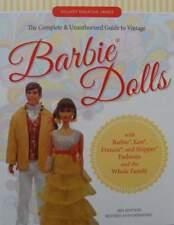 BOEK/LIVRE : VINTAGE FASHION BARBIE DOLLS + ken,francie,skipper,fashion