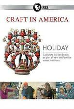 CRAFT IN AMERICA HOLIDAY NEW DVD