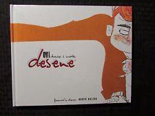 2006 Desene: Sketches & Scribbles by Ovi Nedelcu HC Sealed Image