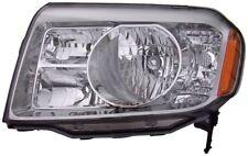 Headlight Assembly fits 2009-2011 Honda Pilot  DORMAN