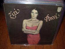 ZIZI POSSI self titled ( world music ) brazil - philips 6485215 -