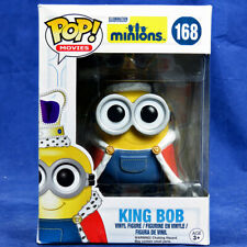 Funko Pop Vinyl Figure Animation Minions #168 King Bob