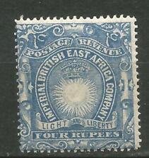 British East Africa Scott # 29 * MLH  1890