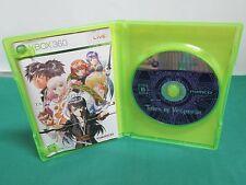 Xbox360 -- Tales of Vesperia -- JAPAN. GAME. Work. 51773