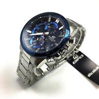 Men's Casio Edifice Solar Powered Bluetooth Smart Watch EQB900DB-2A