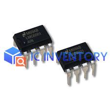 5PCS LMC6001AIN Encapsulation:DIP,Ultra Ultra-Low Input Current Amplifier