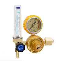 Argon CO2 Regulator Metal Gas Flow Meter Inlet Connection TIG MIG Welding