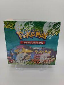 Pokemon Black & White Dragons Exalted - SEALED Booster Box (36 packs) 2012