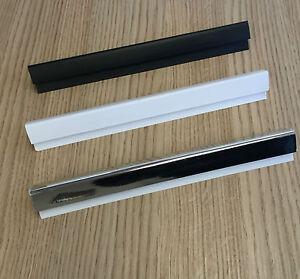 Black, Silver, White External Corner Trim 2.6m Shower PVC Wall Cladding 5mm