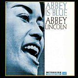 LINCOLN Abbey - Abbey is blue - CD Album