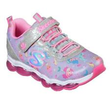 Skechers S Lights Glimmer Lights Sea Glow Sporty Casual Sneaker Shoes Girls