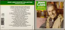 John Laws Country Collection cd (20 songs)- Merle Haggard,Marty Robbins +