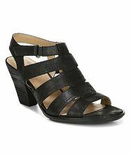 Naturalizer Black Tokyo Sandals Women 8 M