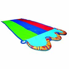 Slip and Slide Wave Rider Triple Inflatable Kids Water Toy Extra-long 18-foot