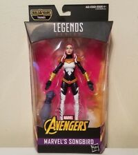HASBRO MARVEL LEGENDS THANOS B.A.F SERIES  SONGBIRD W/THANOS RIGHT ARM