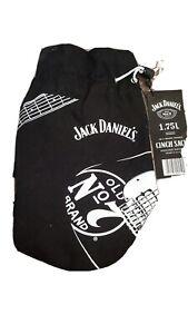 Jack Daniels Sling 1.75 L Bottle Travel Bag Sack Cinch LTD Edition Guitar NEW