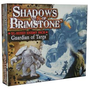 Shadows of Brimstone Guardian of Targa Enemy Pack