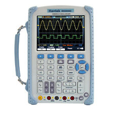 Hantek Handheld DSO8060 60MHz 5in1 Oscilloscope Waveform DMM Spectrum Frequency
