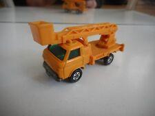 Tomica Nissan Caball Skyworker in Orange (Made in Japan)