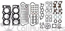 FITS: 92-93 TOYOTA CAMRY 3.0L V6 3VZFE ENGINE DOHC 24V HEAD GASKET SET *GRAPHITE